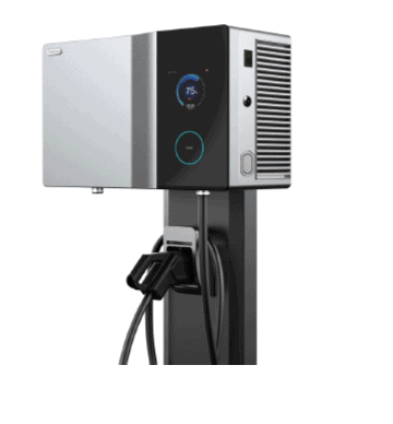 30 kW DC Laddbox